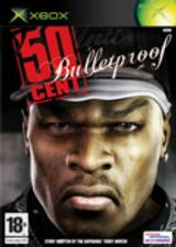 Jaquette 50 Cent : Bulletproof