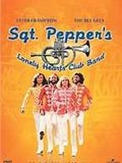 Affiche Sgt. Pepper's Lonely Hearts Club Band