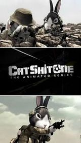 Affiche Cat Shit One - The Animated Series