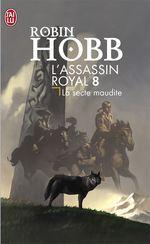Couverture La Secte maudite - L'Assassin royal, tome 8