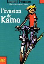 Couverture L'Évasion de Kamo - Kamo, tome 4