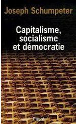 Couverture Capitalisme, socialisme et démocratie