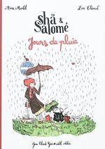 Couverture Shä & Salomé : Jours de pluie