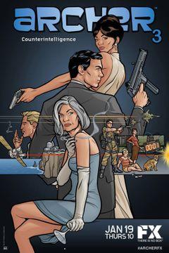 Affiche Archer