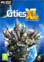 Jaquette Cities XL