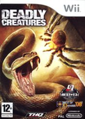 Jaquette Deadly Creatures