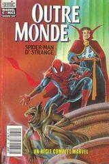 Couverture Spider-Man & Dr. Strange : Outre-Monde