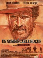 Affiche Un nommé Cable Hogue