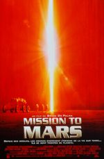 Affiche Mission to Mars