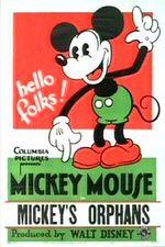 Affiche Les Orphelins de Mickey