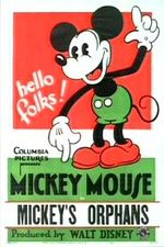 Affiche Mickey's Orphans