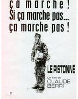 Affiche Le Pistonné