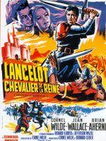 Affiche Lancelot chevalier de la reine