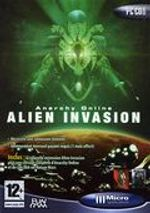 Jaquette Anarchy Online : Alien Invasion