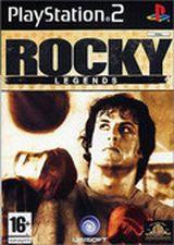 Jaquette Rocky Legends