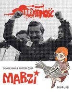 Couverture 1989... - Marzi : L'Intégrale, tome 2