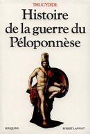 Couverture Histoire de la guerre du Péloponnèse