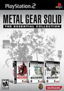 Jaquette Metal Gear Solid : The Essential Collection