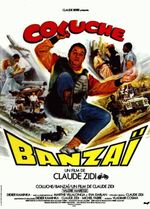 Affiche Banzaï