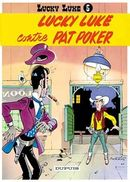 Couverture Lucky Luke contre Pat Poker - Lucky Luke, tome 5