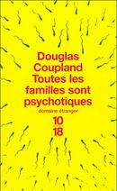 Couverture Toutes les familles sont psychotiques