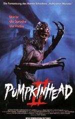 Affiche Pumpkinhead II : Blood Wings