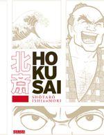 Couverture Hokusai