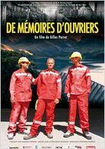 Affiche De mémoires d'ouvriers