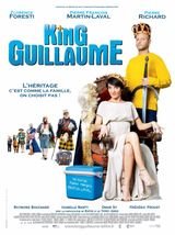 Affiche King Guillaume