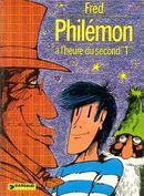 Couverture À l'heure du second « T » - Philémon, tome 7