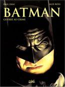 Couverture Batman : Guerre au crime
