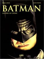 Couverture Batman : Guerre au crime
