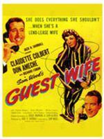 Affiche Guest Wife