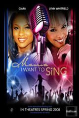 Affiche Mama, I want to sIng !