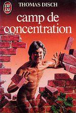 Couverture Camp de concentration
