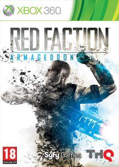 Jaquette Red Faction : Armageddon