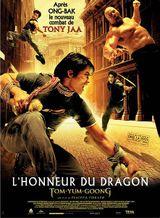 Affiche L'Honneur du dragon