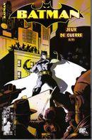 Couverture Batman : Jeux de guerre