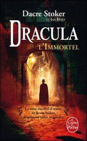 Couverture Dracula l'immortel