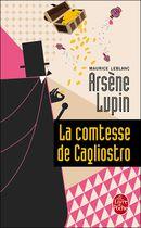 Couverture La Comtesse de Cagliostro