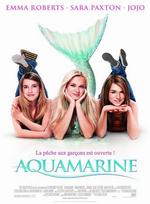 Affiche Aquamarine