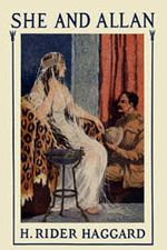 Couverture Elle et Allan Quatermain