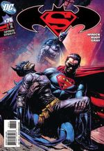 Couverture The Brave and the Bold - Superman / Batman, tome 76