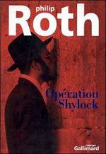 Couverture Opération Shylock