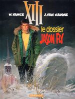 Couverture Le Dossier Jason Fly - XIII, tome 6
