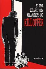 Couverture 676 apparitions de Killoffer
