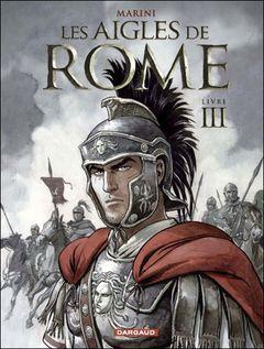 Couverture Les Aigles de Rome, livre 3