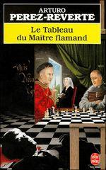 Couverture Le Tableau du maître flamand