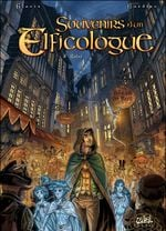 Couverture Souvenirs d'un elficologue