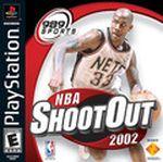 Jaquette NBA ShootOut 2002